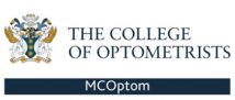 college of optometrists logo