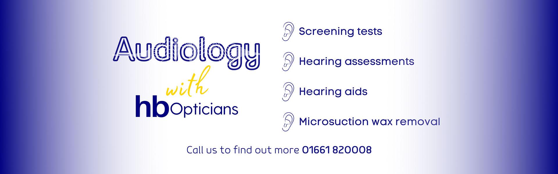 audiology banner