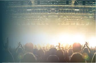 music convert and lighting